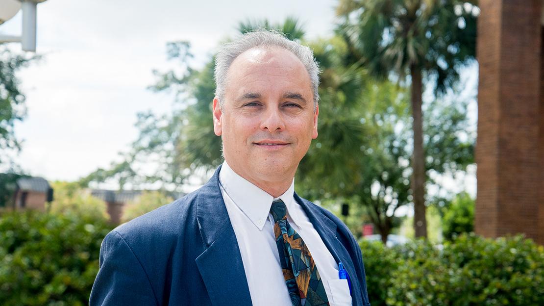 John Weishampel, PhD blurred shadow drop