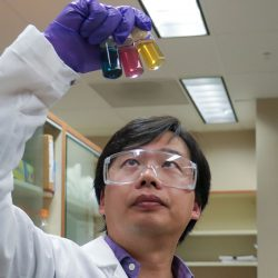 UCF Assistant Professor Xiaohu Xia