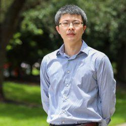 Engineering Professor Fudong Liu