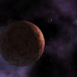 Artist visualization of Sedna
