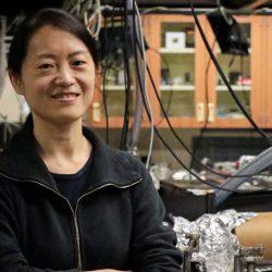 Physics Assistant Professor Fang