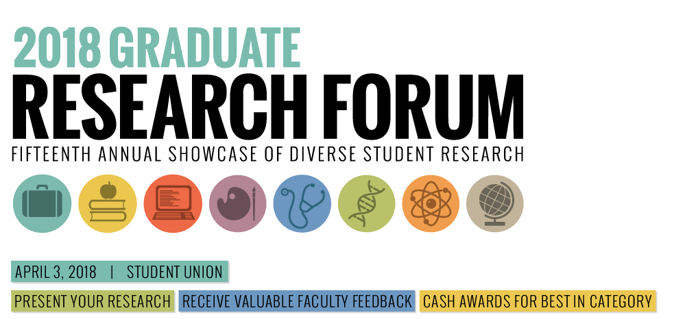 Graduate Research Forum